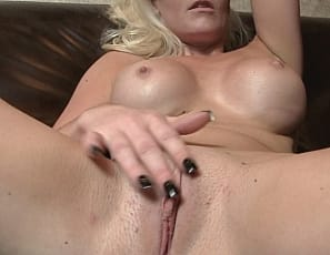 From her sexy pecs to her pretty pussy, Rachel D loves